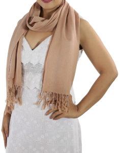 brown cashmere